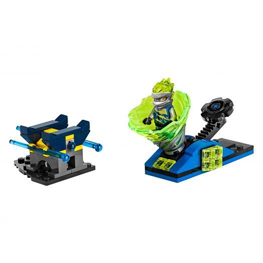 Конструктор LEGO Ninjago Удар спін-джитсу - Джей (70682)замовити