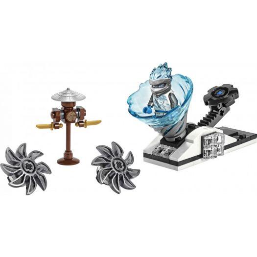 Конструктор LEGO Ninjago Удар спін-джитсу - Зейн (70683)купити
