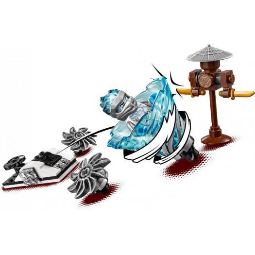 Конструктор LEGO Ninjago Удар спін-джитсу - Зейн (70683)в Україні