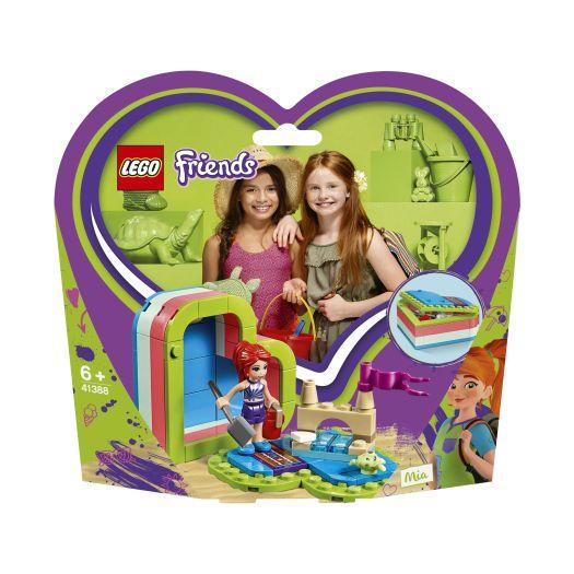 Конструктор LEGO Friends Літня шкатулка-сердечко для Мії (41388)купити