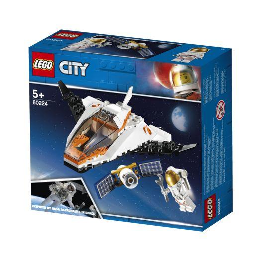 Конструктор LEGO City Місія на супутник (60224)купити