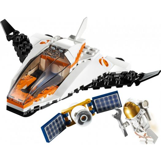 Конструктор LEGO City Місія на супутник (60224)в Україні