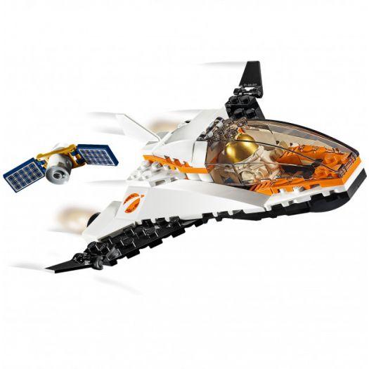 Конструктор LEGO City Місія на супутник (60224)замовити