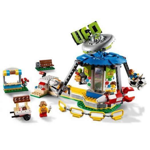 Конструктор LEGO Creator Ярмаркова карусель (31095)замовити