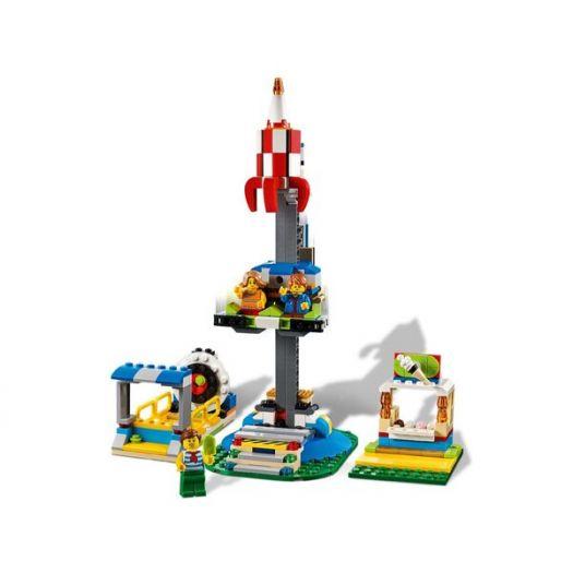 Конструктор LEGO Creator Ярмаркова карусель (31095)купити