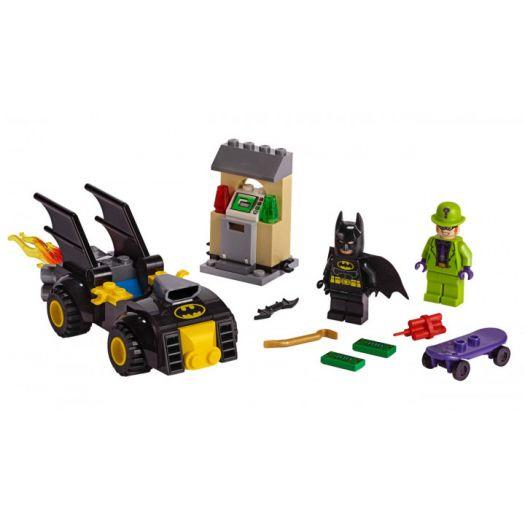 Конструктор LEGO Super Heroes Бетмен і пограбування Загадника 59 деталей (76137)купити