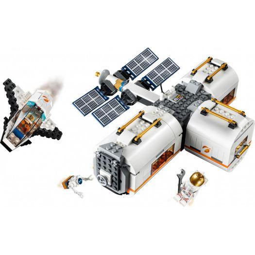 Конструктор LEGO City Космічна станція на Місяці (60227)замовити