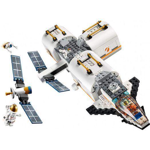 Конструктор LEGO City Космічна станція на Місяці (60227)купити