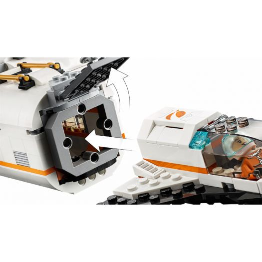 Конструктор LEGO City Космічна станція на Місяці (60227)в Україні