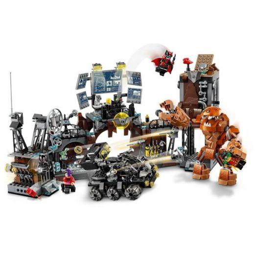 Конструктор LEGO Super heroes Вторгнення Глиноликого в бет-печеру (76122купити