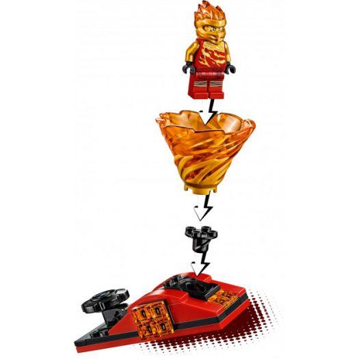 Конструктор LEGO Ninjago Удар спін-джитсу - Кай проти Самурая (70684)замовити