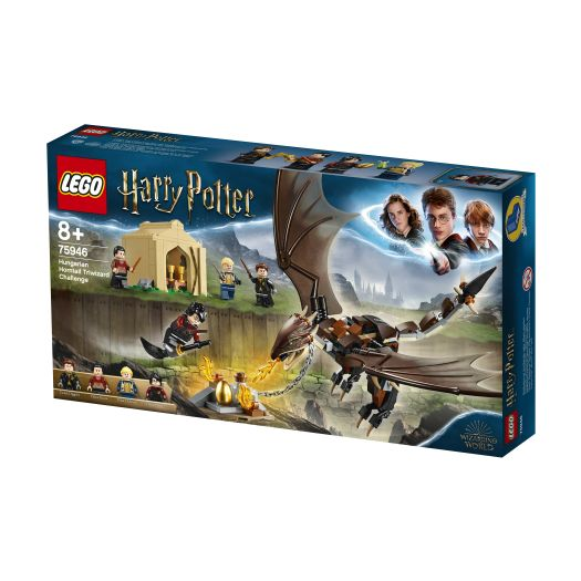 Конструктор LEGO Harry Potter Угорська хвосторога в Тричаклунському турнірі (75946)в Україні