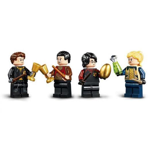 Конструктор LEGO Harry Potter Угорська хвосторога в Тричаклунському турнірі (75946)купити