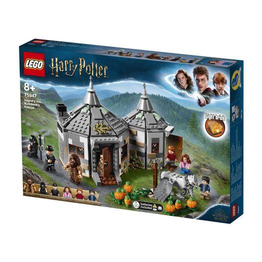 Конструктор LEGO Harry Potter Хатинка Геґріда: порятунок Бакбика (75947)замовити