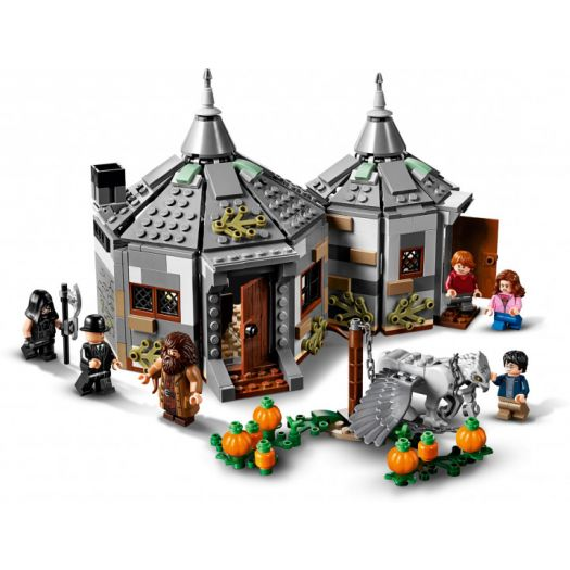 Конструктор LEGO Harry Potter Хатинка Геґріда: порятунок Бакбика (75947)купити