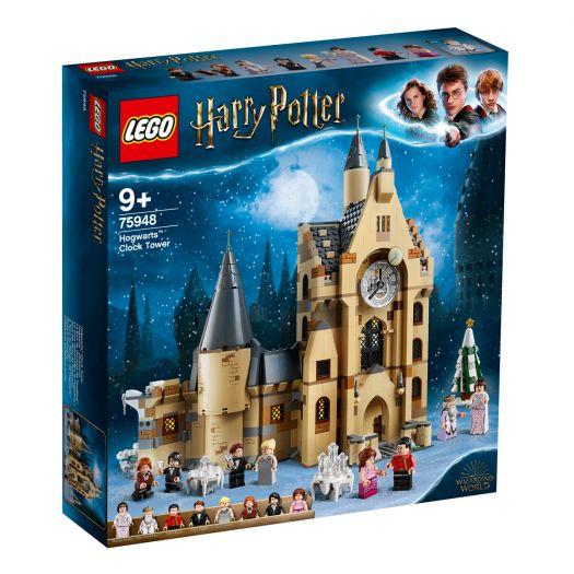 Конструктор LEGO Harry Potter Годинникова вежа в Гоґвортсі (75948)в Україні