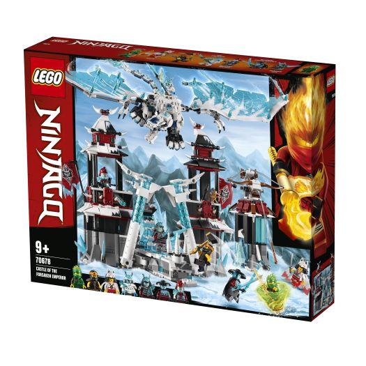 Конструктор LEGO Ninjago Замок імператора-відлюдника (70678)купити