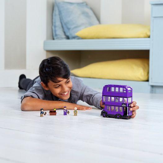 Конструктор LEGO Harry Potter Автобус Ночной рыцарь (75957)замовити