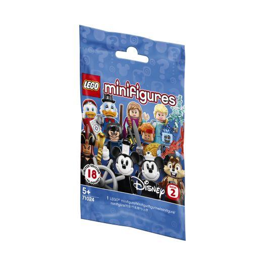 Конструктор LEGO Minifigures Мініфігурки сюрприз (71024)купити