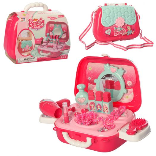 Ігровий набір Beauty Б'юті-кейс (008-933A)купити