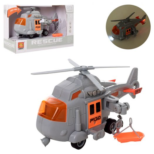 Гелікоптер Wenyi інтерактивний інерційний (WY760E)замовити