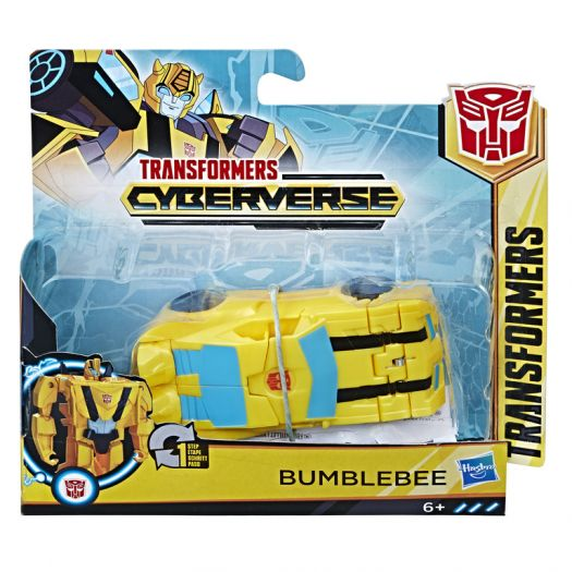 Трансформер Hasbro Transformers Кібервсесвіт Уан-Степ в асорт. (E3522)купити
