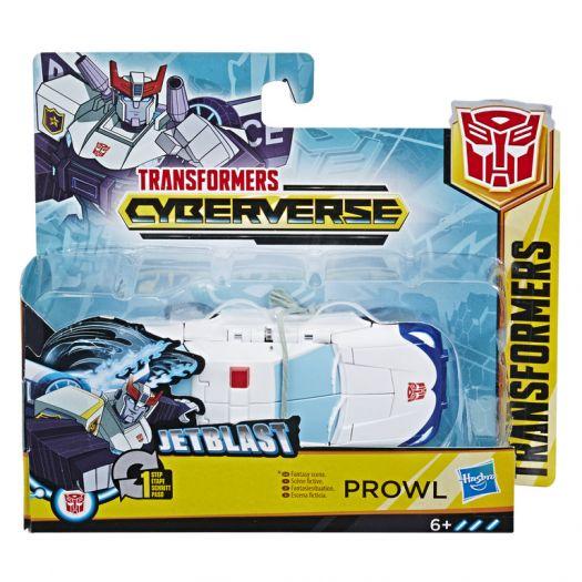 Трансформер Hasbro Transformers Кібервсесвіт Уан-Степ в асорт. (E3522)замовити
