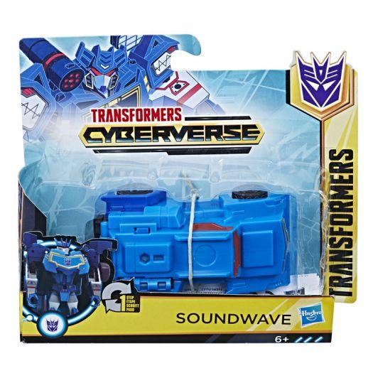 Трансформер Hasbro Transformers Кібервсесвіт Уан-Степ в асорт. (E3522)в Україні