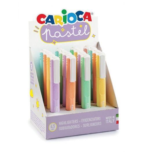 Маркери Carioca PASTEL в асортименті (43035)замовити
