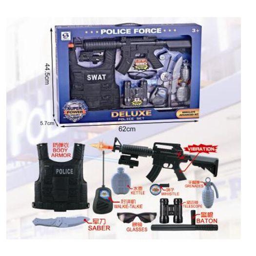 Набір поліцейського Police Force (HSY-031)замовити