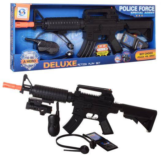 Набір поліцейського Police Force (HSY-060)купити