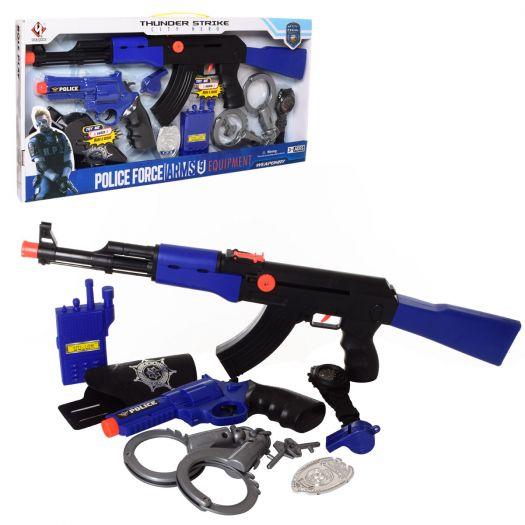 Набір поліцейського Police Force (P016A)купити