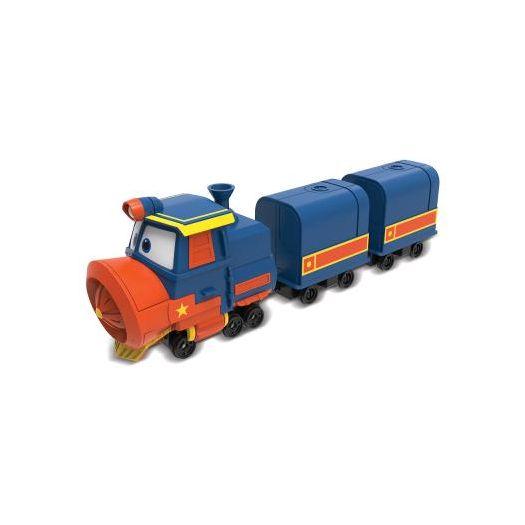 Паровозик Robot Trains Віктор, 2 вагона (80179)замовити