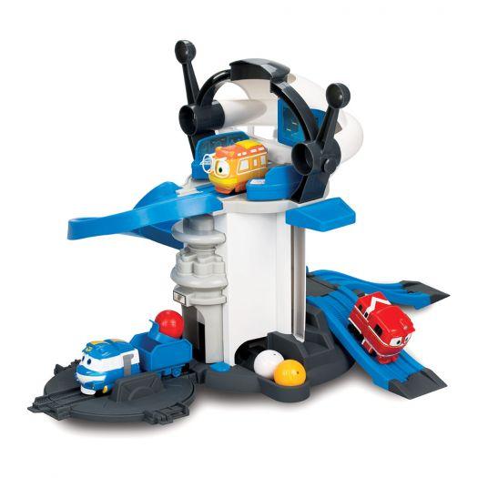 Ігровий набір Silverlit Robot trains Дозорна вежа (80189)замовити