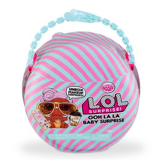 Ігровий набір з лялькою LOL SURPRISE! серії Ooh La La Baby Surprise - МІНІ-ДІВА (562481)замовити