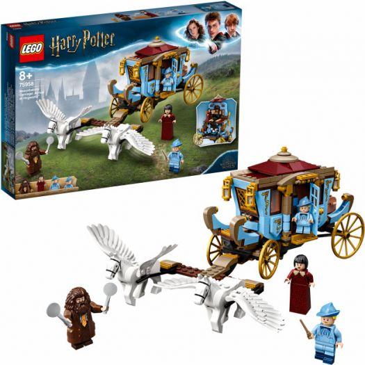 Конструктор LEGO Harry Potter Бобатонская карета прибуття в Хогвартс (75958)в Україні