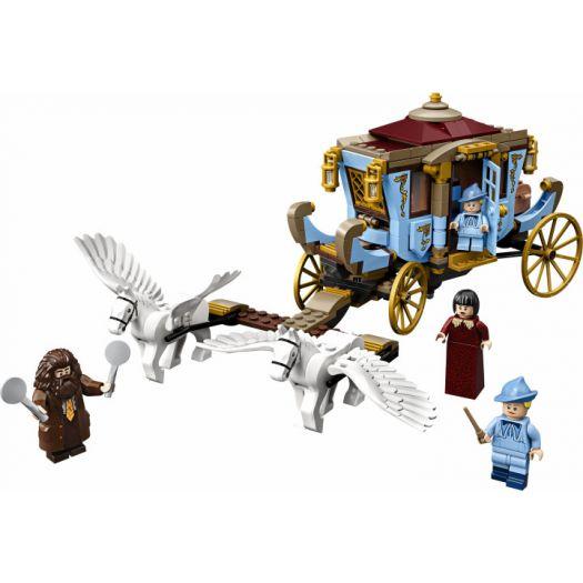 Конструктор LEGO Harry Potter Бобатонская карета прибуття в Хогвартс (75958)замовити