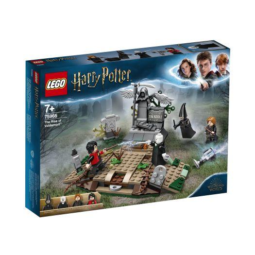 Конструктор LEGO Harry Potter Зліт Волан де Морта (75965)в Україні