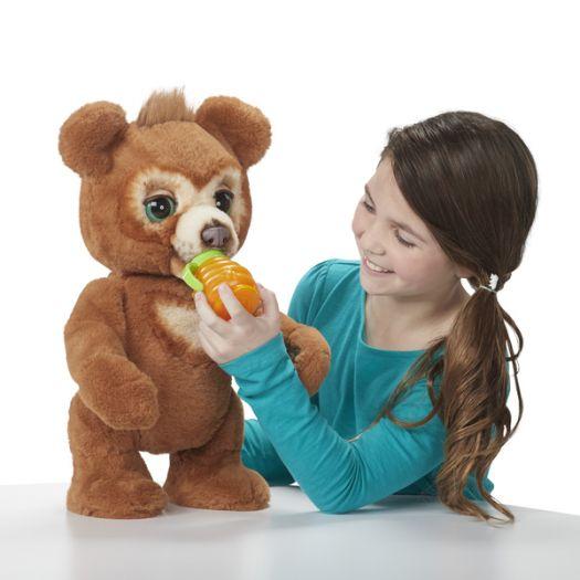 Інтерактивна іграшка Hasbro Furreal Friends Ведмедик (E4591)в Україні