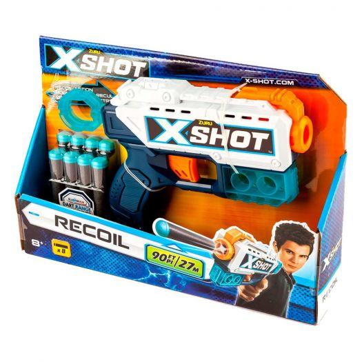 Бластер швидкострільний X-Shot EXCEL Recoil (36184Z)замовити