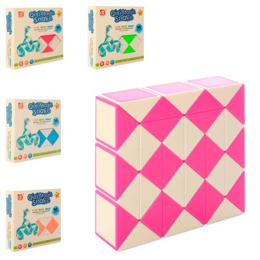 Головоломка QiYi Cube Змійка в асортименті (EQY56)замовити
