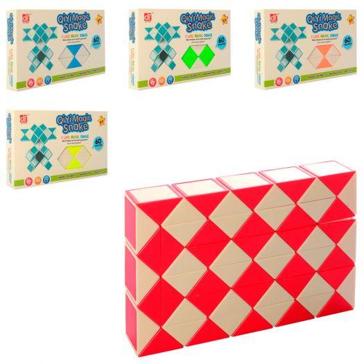 Головоломка QiYi Cube Змійка в асортименті (EQY563)купити