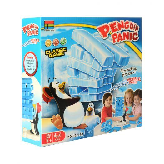 Настільна гра Kingso Toys Паніка пінгвінів (007-50)замовити