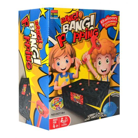 Настільна гра Kingso Toys Лусни кульки (007-84)купити