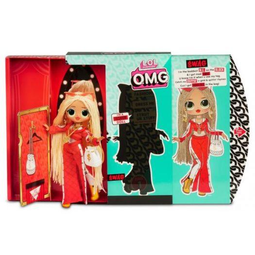 Ігровий набір з лялькою LOL SURPRISE! серії O.M.G - ЛЕДІ (560548)купити