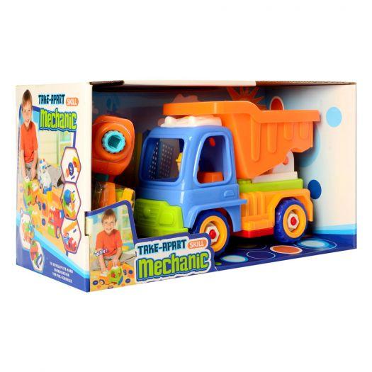 Конструктор Kamilly Вантажівка на шурупах (KM-254A)купити