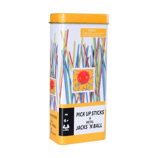 Настільна гра Pip Games Мікадо & Jacks Ball Балансуючі кульки (821)купити