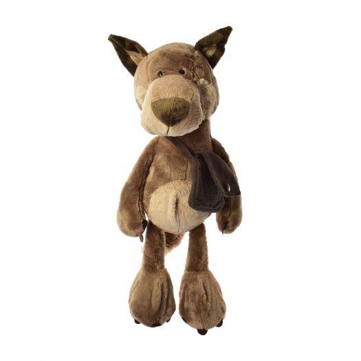 М'яка іграшка Вовк, 17 см (WF1489-1S)купити