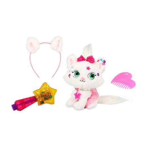 Ігровий набір Shimmer stars з м'якою іграшкою Кошеня Джеллі (S19303)замовити