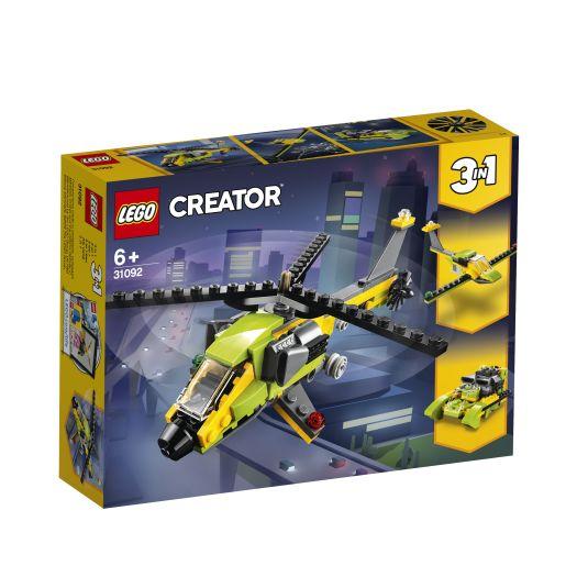 Конструктор LEGO Creator Пригоди на вертольоті (31092)купити